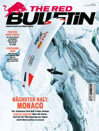 The Red Bulletin - CHDE Juni 2019