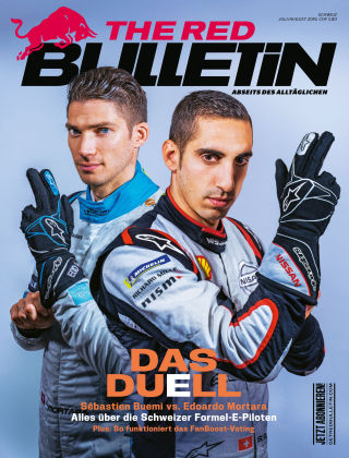 The Red Bulletin - CHDE Juli/August 2019