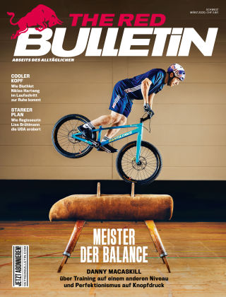 The Red Bulletin - CHDE März 2020