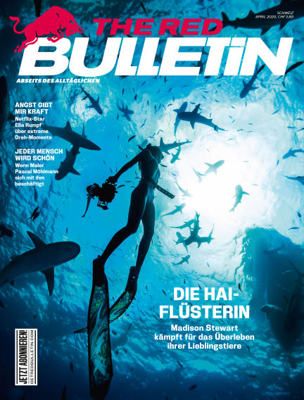 The Red Bulletin - CHDE March 09, 2020 00:00