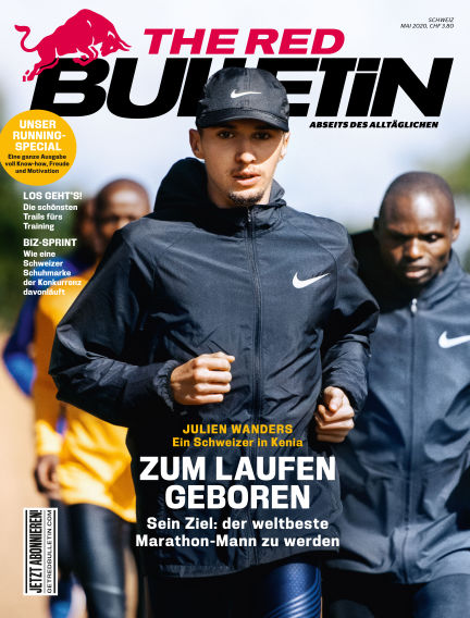 The Red Bulletin - CHDE April 13, 2020 00:00
