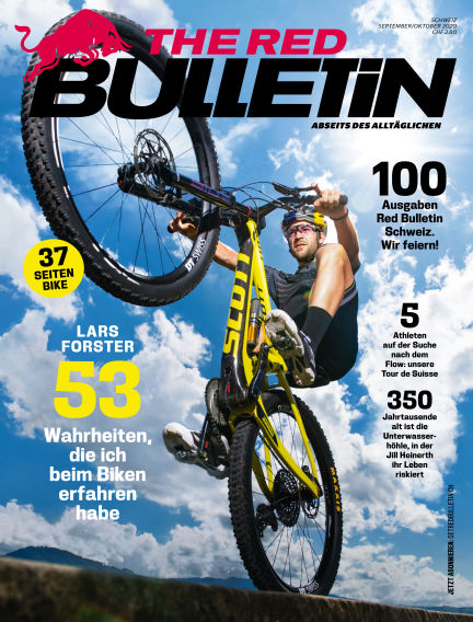 The Red Bulletin - CHDE August 10, 2020 00:00