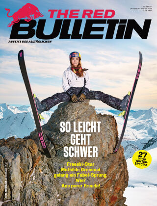 The Red Bulletin - CHDE Januar/Februar 2021