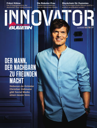 The Red Bulletin INNOVATOR - DE 2/2018