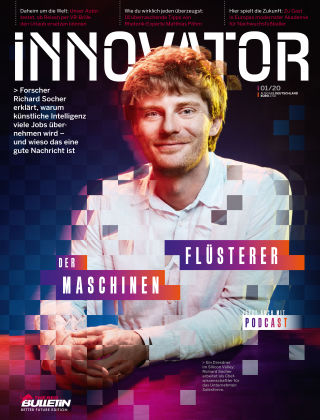 The Red Bulletin INNOVATOR - DE 01/20