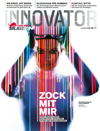 The Red Bulletin INNOVATOR - AT 03/2018