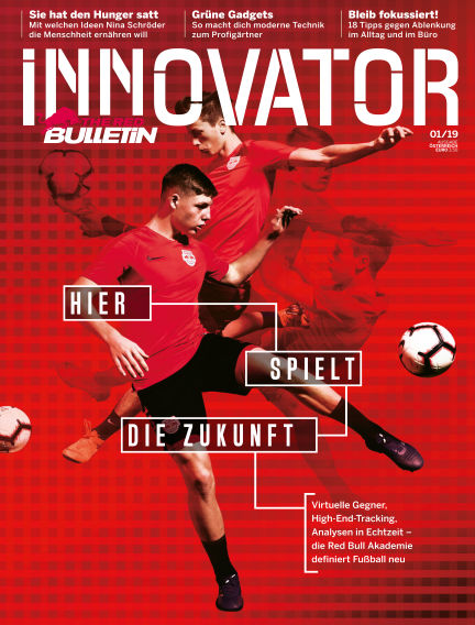 The Red Bulletin INNOVATOR - AT March 12, 2019 00:00