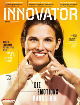 The Red Bulletin INNOVATOR - AT 02/19