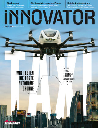 The Red Bulletin INNOVATOR - AT 03/19