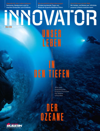 The Red Bulletin INNOVATOR - AT 01/20