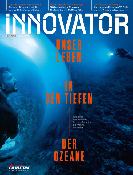 The Red Bulletin INNOVATOR - AT March 27, 2020 00:00
