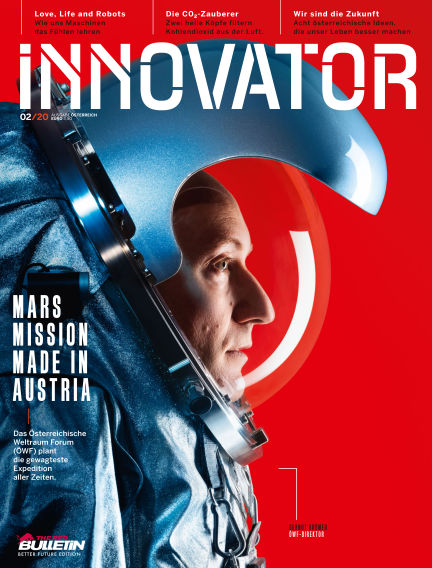The Red Bulletin INNOVATOR - AT September 11, 2020 00:00