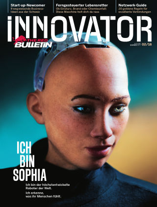 The Red Bulletin INNOVATOR - CHDE 02/2018