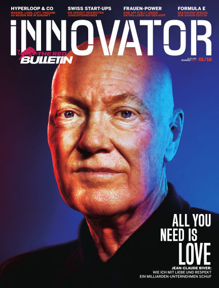 The Red Bulletin INNOVATOR - CHDE March 16, 2018 00:00