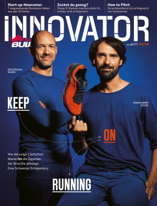 The Red Bulletin INNOVATOR - CHDE 03/2018
