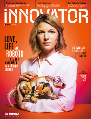 The Red Bulletin INNOVATOR - CHDE 02/19