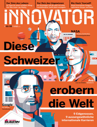 The Red Bulletin INNOVATOR - CHDE 02/20