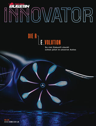 The Red Bulletin INNOVATOR - CHDE 01/21