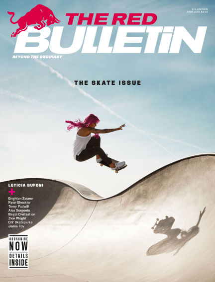 The Red Bulletin - US May 14, 2019 00:00