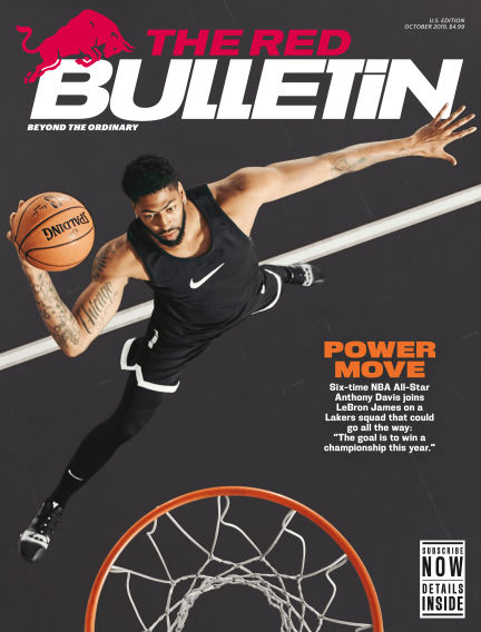 The Red Bulletin - US