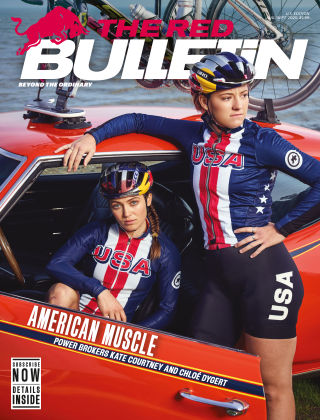 The Red Bulletin - US Aug./Sept. 2020