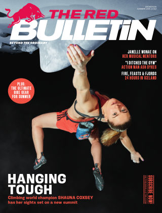 The Red Bulletin - UK Summer 2018