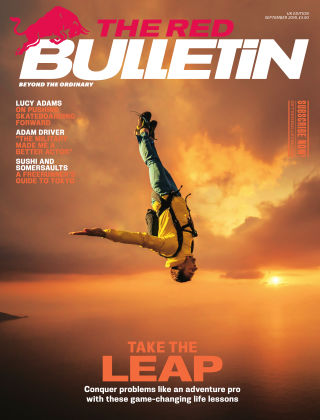 The Red Bulletin - UK September 2018
