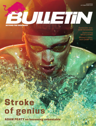 The Red Bulletin - UK Oktober 2018
