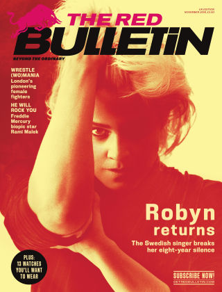 The Red Bulletin - UK November 2018