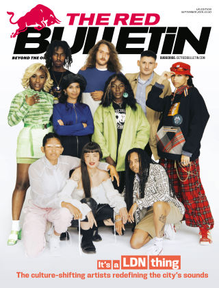 The Red Bulletin - UK September 2019