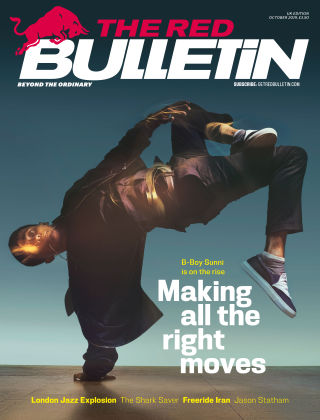 The Red Bulletin - UK October 2019
