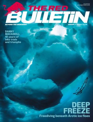 The Red Bulletin - UK November 2019