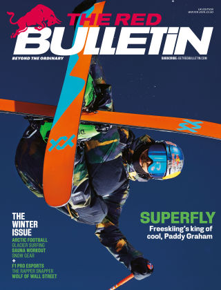 The Red Bulletin - UK Winter 2019