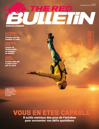 The Red Bulletin - CHFR Septembre 2018