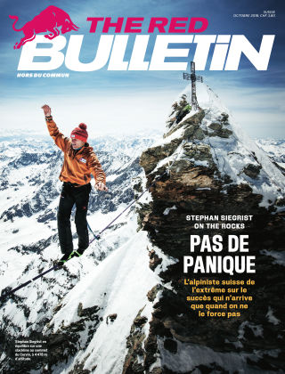 The Red Bulletin - CHFR Octobre 2018