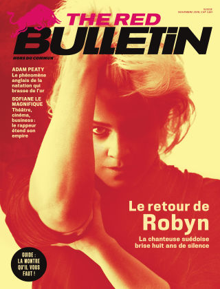The Red Bulletin - CHFR Novembre 2018