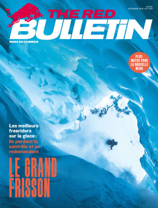 The Red Bulletin - CHFR December 2018