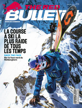 The Red Bulletin - CHFR Jan./Feb. 2019