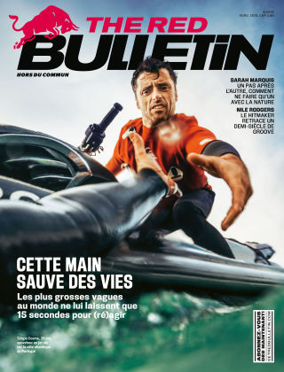 The Red Bulletin - CHFR Avril 2019