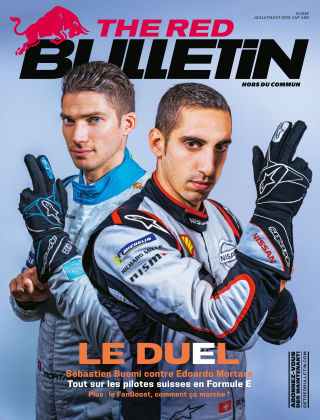 The Red Bulletin - CHFR Juillet/Aout 2019