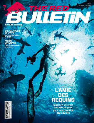 The Red Bulletin - CHFR Avril 2020