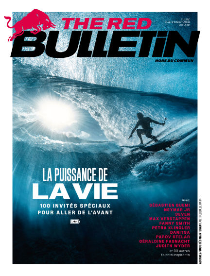The Red Bulletin - CHFR June 08, 2020 00:00