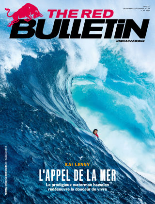 The Red Bulletin - CHFR Nov./Dec. 2020