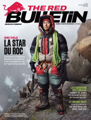 The Red Bulletin - CHFR Mars/Avril 2021