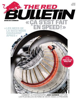 The Red Bulletin - CHFR Mai 2021
