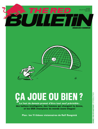 The Red Bulletin - CHFR Juillet/Aout 2021