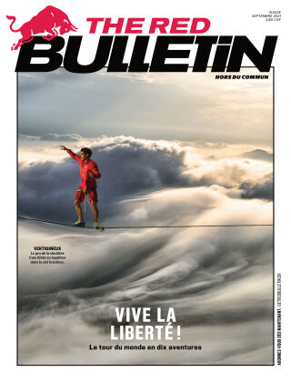 The Red Bulletin - CHFR Septembre 2021