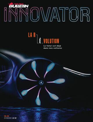 The Red Bulletin INNOVATOR - CHFR 01/21