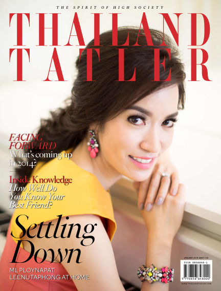 Thailand Tatler January 05, 2014 00:00