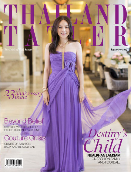 Thailand Tatler September 05, 2014 00:00